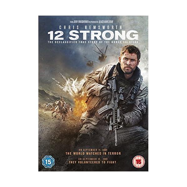 12 Strong [DVD] [2017] 61KL2qx 2Bj2L