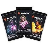 Magic the Gathering - Hauptset M19 - 3X Booster Packung - Deutsche Ausgabe
