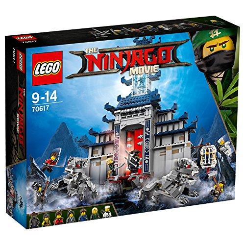 LEGO Ninjago - Templo del arma totalmente definitiva (70617)