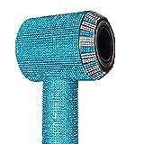 Die besten Marken Haartrockner - Zhuhaixmy (Himmelblaue)Diamant-Aufkleberfolie für Dyson Supersonic Hair Dryer,Blink Protector Bewertungen