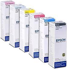 Epson T6732 Ink bottle (Cyan)