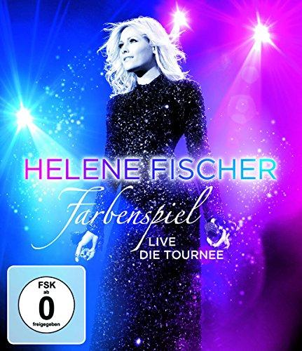 Preisvergleich Produktbild Farbenspiel Live - Die Tournee [Blu-ray]