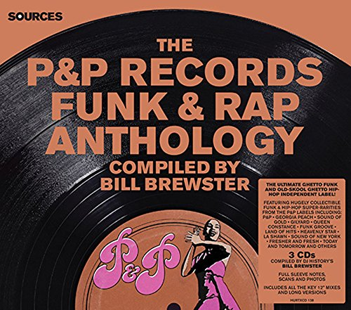P&P Records Funk & Rap Anthology