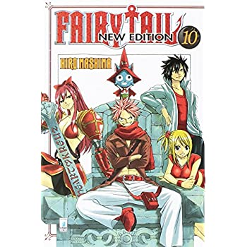 Fairy Tail. New Edition: 10