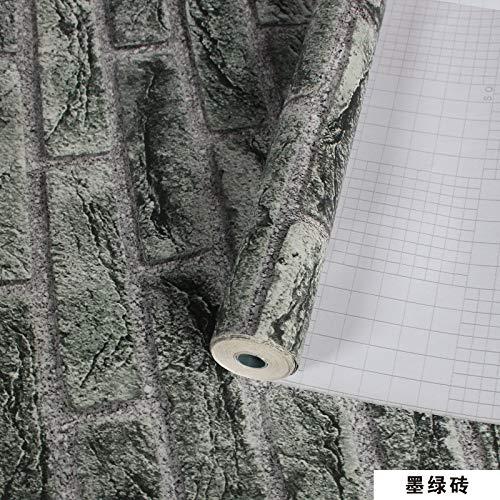 lsaiyy 3D Selbstklebende tapete Schlafzimmer schlafsaal Kinder wandaufkleber tapete-60 cm X 3 M -