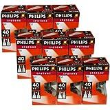 9 x Philips Reflektor Glühbirne Spotone R50 40W 40 Watt Glühlampe E14 Reflektorlampe