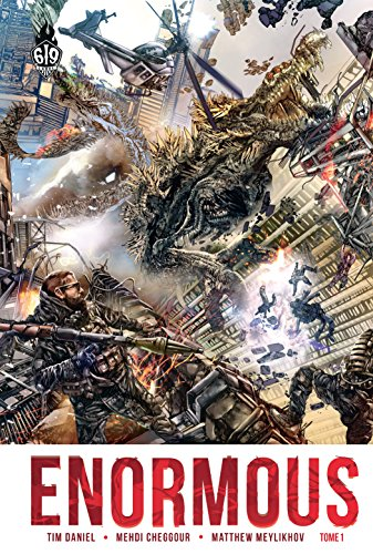 Enormous, Tome 1 : Extinction Level Event