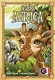 G3 Publishing 105739 - Across Africa, Brettspiel - Deutsch/Englisch