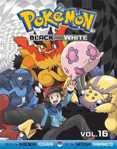 Pok¨¦mon Black and White, Vol. 16 (Pokemon) by Kusaka, Hidenori (2014) Paperback