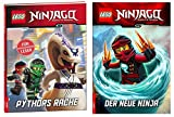 LEGO® NINJAGO ® Pythors Rache + LEGO® NINJAGO ® Der neue Ninja