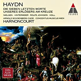 Haydn : The Seven Last Words Of Christ On The Cross