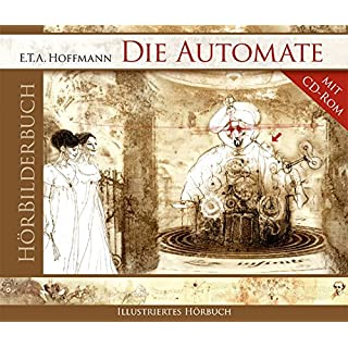Hörbilderbuch - Die Automate: Hörbuch und CD-ROM