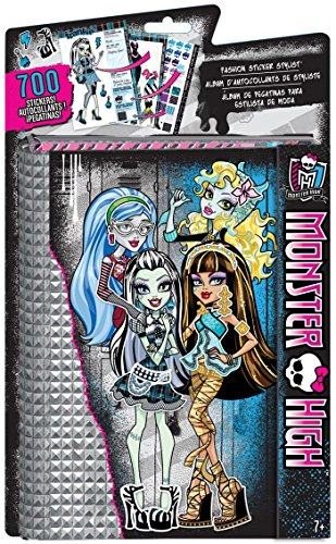 IMC Toys Monster High 870338 - Sticker Stylist Monster High Sticker