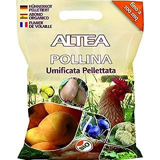 altea POLLINA (Bag 5kg) umificata pellettata Organic