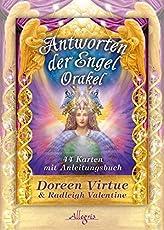 Antworten der Engel-Orakel: 44 Orakelkarten mit Anleitungsbuch
