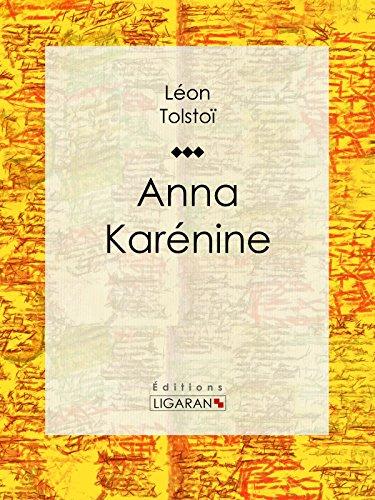 Anna Karénine par Léon Tolstoï