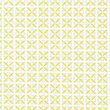 Fabulous Fabrics Baumwollstoff Ornament Wilma 1 gelb —