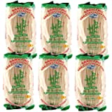 Bamboo Tree Vietnamese Rice Noodles, Size Large 5mm, (6 x 400g) - 2400g