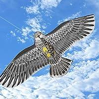 Befied Cometas del Águila para Jugar para Niños Fácil de Usar 173x79 cm