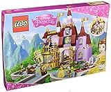 LEGO 41067 Disney Princess Belle's Enchanted Castle Construction Set - Multi-Coloured