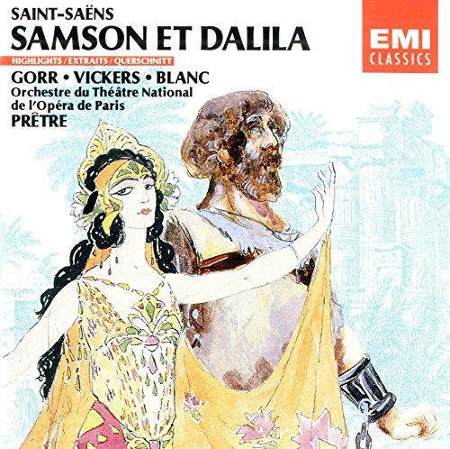 Samson Dalila Vickers E