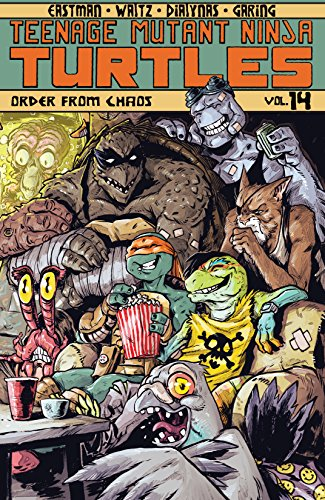 Teenage Mutant Ninja Turtles Vol. 14: Order From Chaos ...