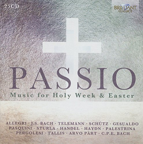 Passio:Music for Holy Week and Easter