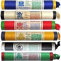 Tibetische Räucherstäbchen 6er Set aus Medicine Buddha - Jambhala - Kalachackra - Vajrakila - Mahakala- Padmasambhava... preisvergleich bei billige-tabletten.eu