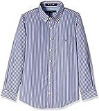 Gant Boys' Shirt (GBSHF0007_Marine_S FS)