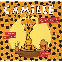Camille fait l'école