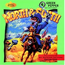 North & South [Green Pepper]