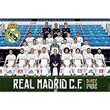 Real Madrid C.F. Mini Poster Club 44