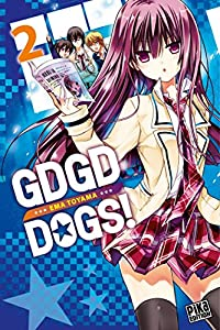Gdgd dogs ! Edition simple Tome 2