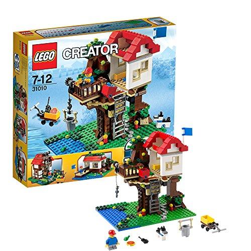 Preisvergleich Produktbild Lego Creator 31010 - Baumhaus