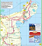 Ostseeküsten-Radweg 1, Flensburg-Lübeck: Leporello Radroutenkarte mit Ausflugszielen, Einkehr- & Freizeittipps, wetterfest, reissfest, abwischbar, ... 1:50000 (Leporello Radtourenkarte / LEP-RK) -