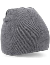 Bonnet tricoté, unisexe Wooly hiver chaud Calotte Ski