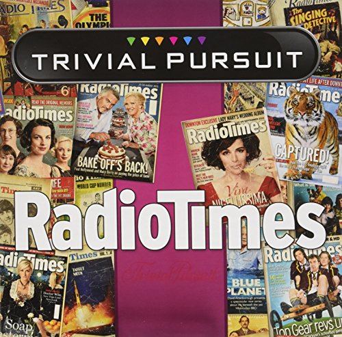 Game - Trivial Pursuit - Radio Times