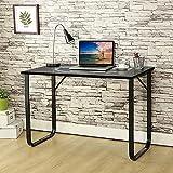 Home Office Student Schreibtisch Computer PC Schreibtisch Workstation Metall Beine 105(L) X 55(W) X 75(H) cm