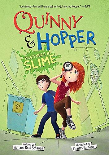 Partners in Slime (Quinny & Hopper Book 2) por Adriana Brad Schanen