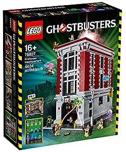 Le Des Qg GostbustersPrestige 75827 Lego 534jqAcRL