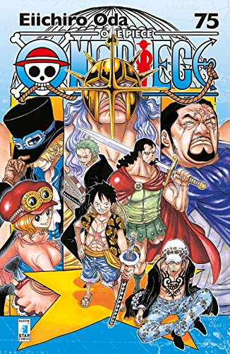 One piece. New edition: 75