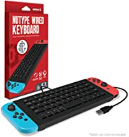 Armor3 NuType Wired Keyboard for Switch (Black)
