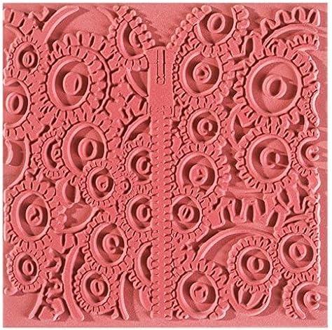 Efco Texture Tapis, Caoutchouc Caoutchouc Caoutchouc Naturel, Marron, 9 x 9 x 0,3 cm B01D6CSZEG | Matériaux De Haute Qualité  ef33e8
