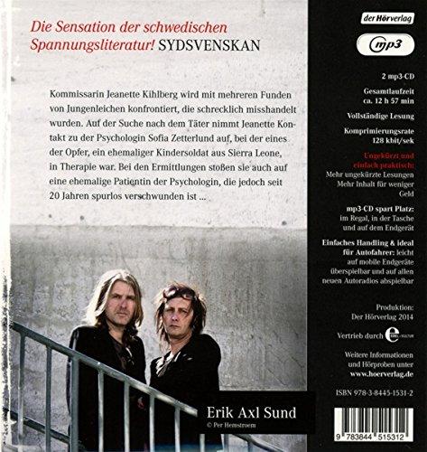 "Krähenmädchen: Band 1 der ""Victoria-Bergman-Trilogie"" - Psychothriller (Sund: Victoria-Bergman-Trilogie, Band 1): Alle Infos bei Amazon"