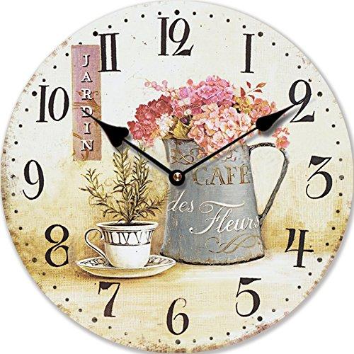 Orologio da parete cucina vintage - Sconto del 41%, orologi da ...