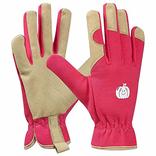 Tommi 779944 Handschuh Kürbis 5-8 Jahre, Rosa - 5'6 Kürbis