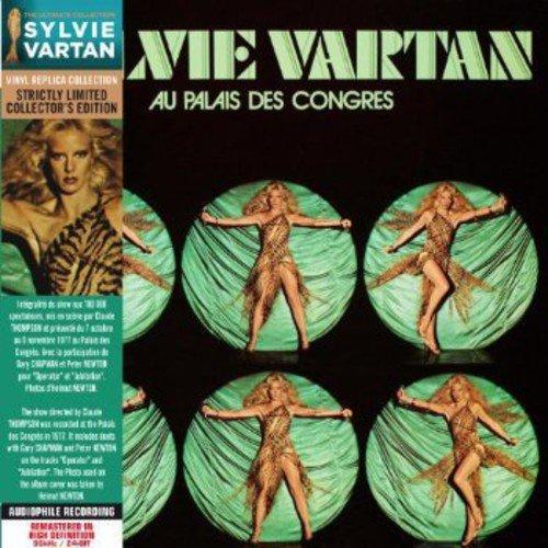 Palais Des Congrès '77 - Paper Sleeve - CD Vinyl Replica Deluxe + 1 Titre Bonus Inédit
