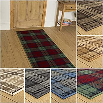 Hardwearing Runner Mat 1m Wide Beige Any Length Up To 20