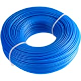 FEPITO 1.6mm x 100m Strimmer Line for Garden Grass Strimmer Strimmers Electric