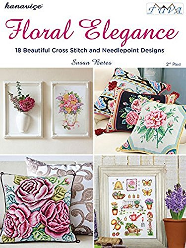 Floral Elegance (Knitting Susan Bates)